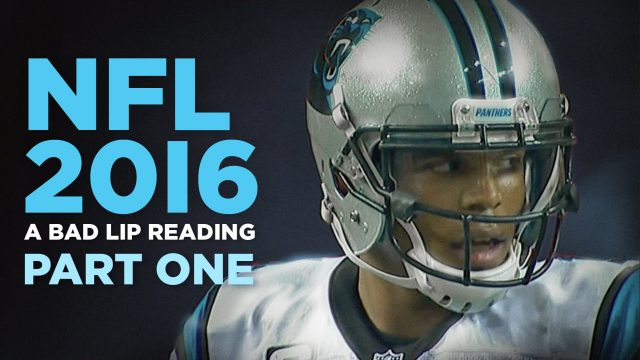 A Bad Lip Reading Of The NFL 2016 Is Here