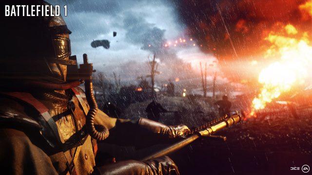 Battlefield 1 Official Trailer Is Sh*t Hot Stuff
