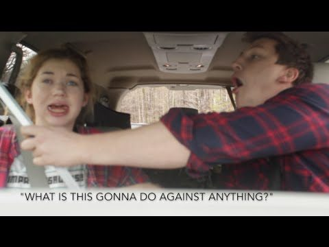 Brothers Convince Little Sister Of Zombie Apocalypse