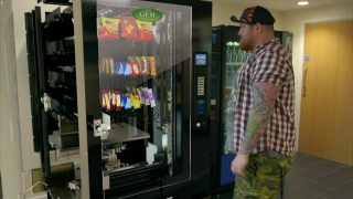 Epic Video Of Vending Machines Detecting Fake Coins