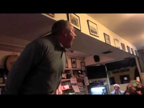 Friends Sing Mr Brightside In Memory Of Top Bloke