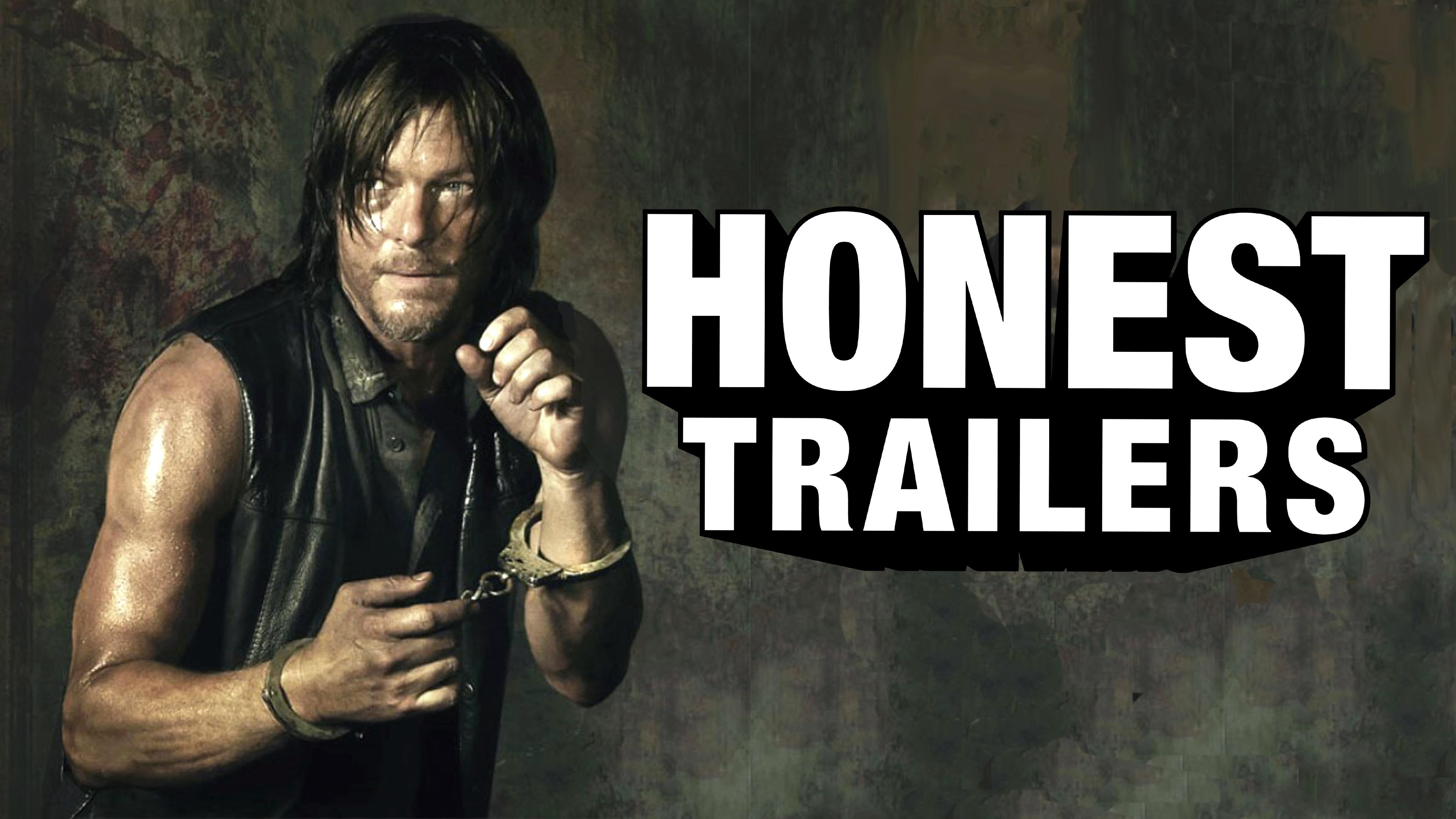 Honest Trailers Gives The Walking Dead An Honest Remix - Ozzyman