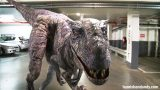 Jurassic Carpark: This Is Some Solid Prank Work