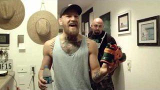 McGregor Crashes The Apartment Of A Super Fan