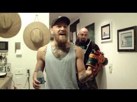 McGregor Crashes The Apartment Of A Super Fan