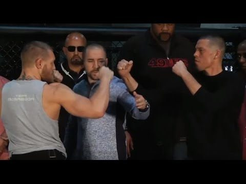 McGregor Predicts When Diaz Will Be KO'd