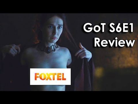 Ozzy Man Reviews: Game of Thrones S6E1