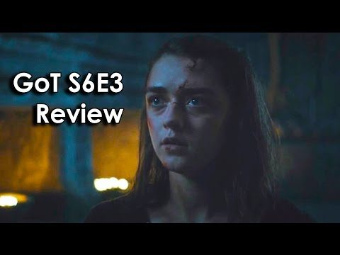 Ozzy Man Reviews: Game of Thrones S6 Ep 3