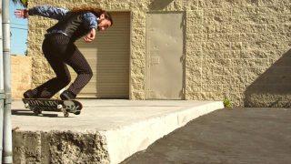 Richie Jackson's Skateboarding Is Innovative As F*ck
