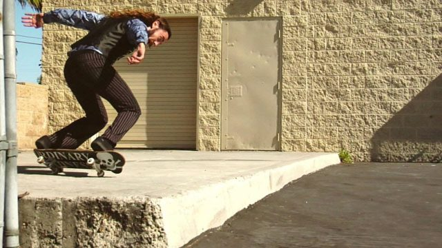 Richie Jackson's Skateboarding Is Innovative As F*ck