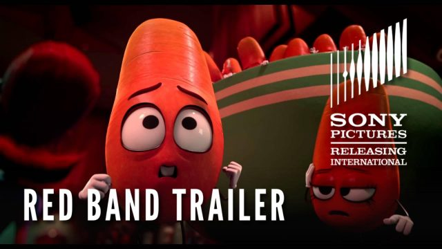 The Trailer For Sausage Party Is F*cking Glorious