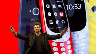 Nokia Relaunches Classic 3310 Model, Complete With a Month-Long Battery and Snake!