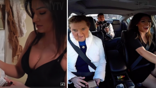 Guy's Prank Goes Wrong As Girl Orgasms In Front Of Mum