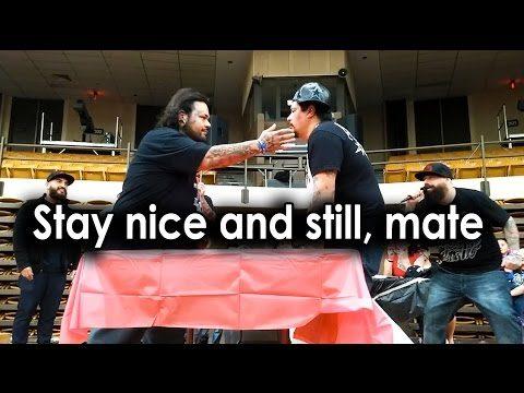 Ozzy Man Reviews: Slapping Championship