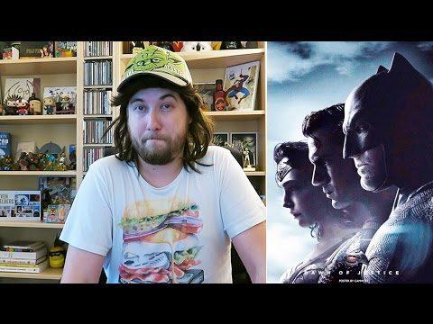 Ozzy Man Reviews: Batman V Superman [SPOILERS]