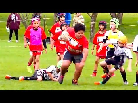 Ozzy Man Reviews: Rugby Prodigy
