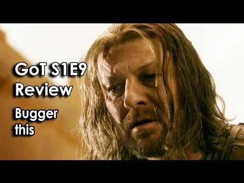 Ozzy Man Reviews: Game of Thrones – Season 1 Episode 9