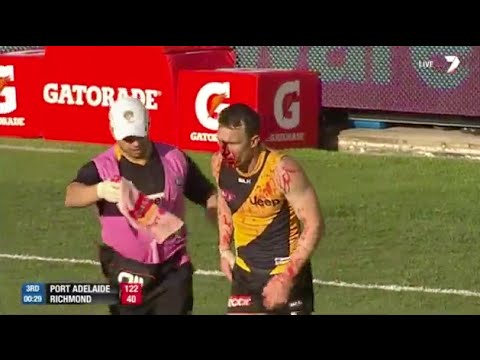 Ozzy Man & Mozza Commentate AFL Qualifying Finals