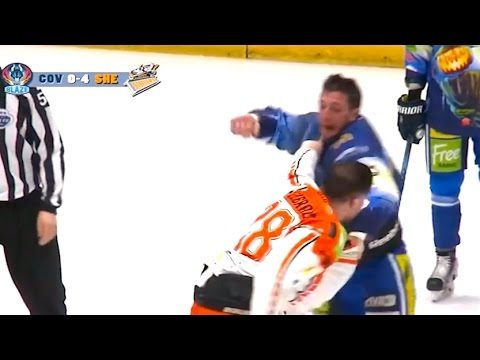 Ozzy Man Reviews: Ice Hockey vs Soccer