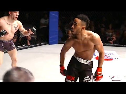 Ozzy Man Reviews: MMA Showboating Fail