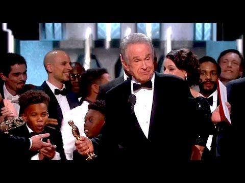 Ozzy Man Reviews: Oscars Fuck Up 2017
