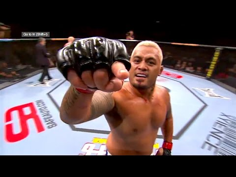 Ozzy Man Reviews: UFC's Mark Hunt