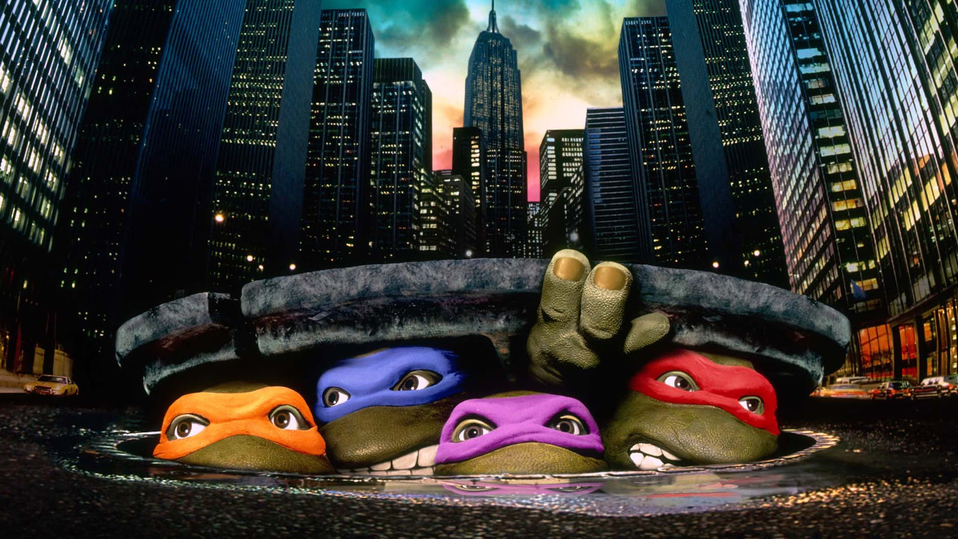 Why TMNT 1990 shits all over TMNT 2014