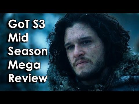 Ozzy Man Reviews: Game of Thrones Mid Season 3 Review