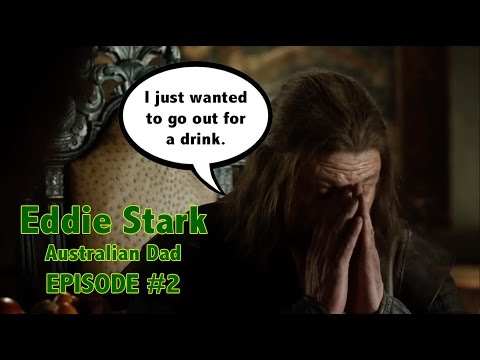 Eddie Stark: Australian Dad – Episode 2