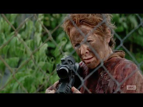 Ozzy Man Reviews: The Walking Dead – Season 5 Episode 1