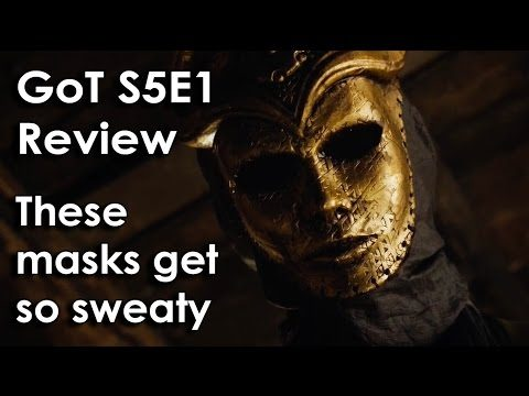 Ozzy Man Reviews: Game of Thrones – Season 5 Episode 1