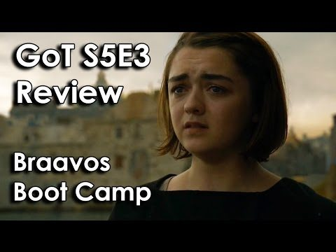 Ozzy Man Reviews: Game of Thrones – Season 5 Episode 3