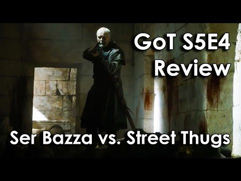 Ozzy Man Reviews: Game of Thrones – Season 5 Episode 4