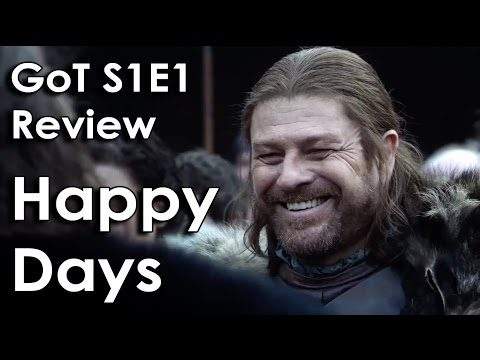Ozzy Man Reviews: Game of Thrones – Season 1 Episode 1