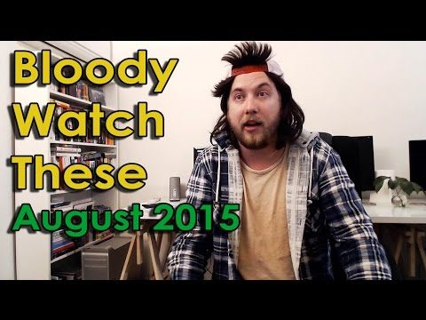 Ozzy Man: 5 Movie and TV Recommendations – AUGUST 2015