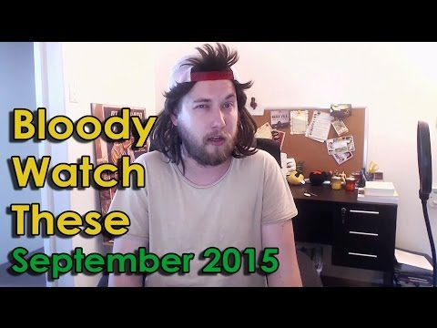 Ozzy Man: 5 Movie & TV Recommendations – SEPTEMBER 2015