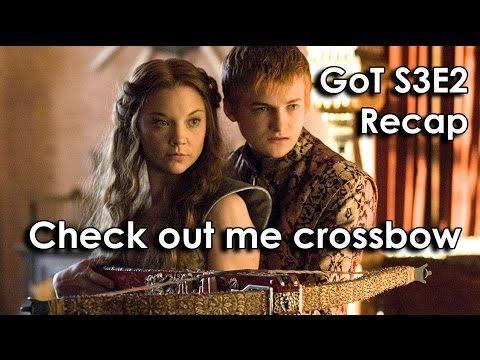 Ozzy Man: Game of Thrones Season 3 – Episode 2 Recap