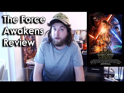 Ozzy Man Reviews: Star Wars – The Force Awakens [Spoilers]