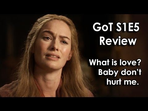 Ozzy Man Reviews: Game of Thrones – Season 1 Episode 5