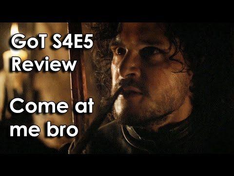 Ozzy Man Reviews: Game of Thrones – Season 4 Episode 5