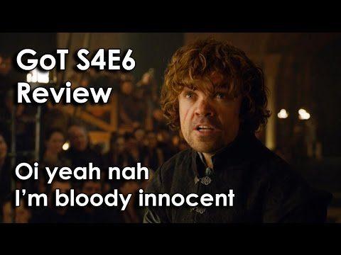 Ozzy Man Reviews: Game of Thrones – Season 4 Episode 6
