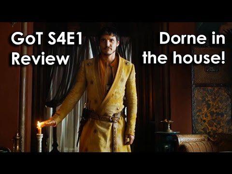Ozzy Man Reviews: Game of Thrones – Season 4 Episode 1