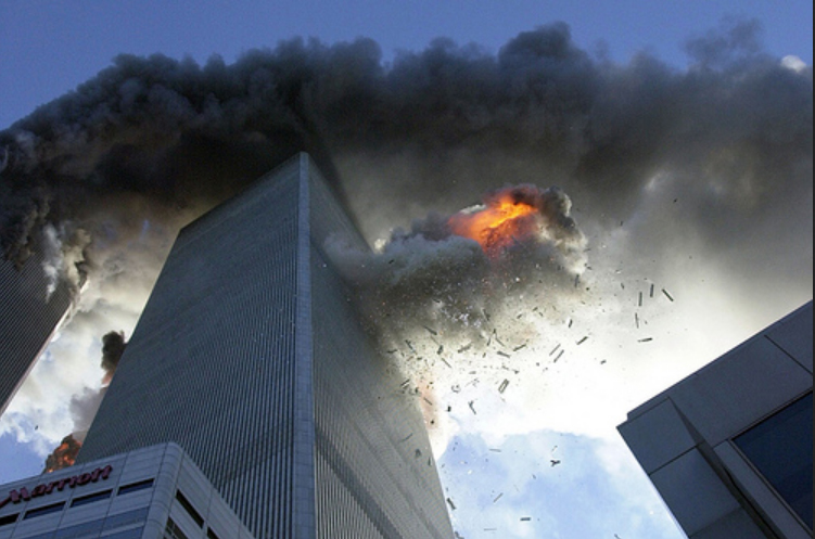 Student's 9/11 Chilling Footage Taken From Her Dorm Room Is Going Viral Again!