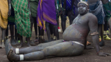 The Ethiopian Ritual Where Men Compete To Get As Fat As Possible