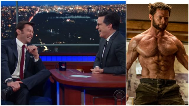 """Hugh Jackman Reveals His """"Don't Try This At Home"""" For 'Logan'"""
