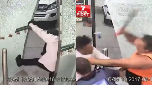 WATCH: Aussie Truck Drivers Try To Stop Thief On A Violent Rampage