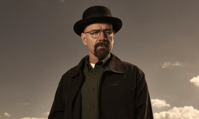 Bryan Cranston won a Golden Globe Award for Best Performance by an Actor in a Television Series in 2014.