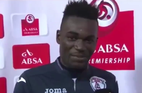 Footballer Who Accidentally Thanked Wife And Girlfriend In An Interview Digs Even Bigger Hole