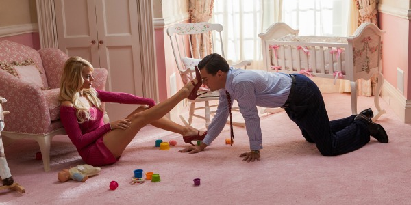 """Margot Robbie Did Something A Bit Naughty To Get """"Wolf of Wall Street"""" Role"""