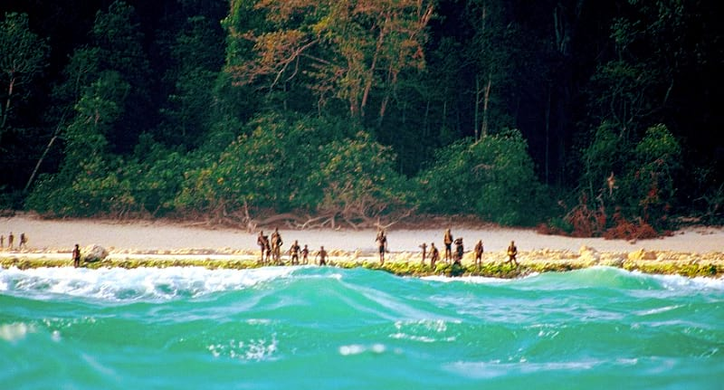 The Native Tribe Of This Paradise Island Will Kill You If You Get Too Close